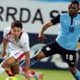 تعادل منتخب تونس مع مضيفه بوتسوانا 0-0 في الجولة الخامسة من مباريات المجموعة السابعة من التصفيات المؤهلة لكأس الأمم الإفريقية 2015، ليضمن التأهل للبطولة. ورفعت تونس رصيدها إلى 11 نقطة […]
