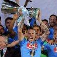 توِّج فريق نابولي الايطالي بلقب بطولة كأس السوبر الايطالية مساء أمس الاثنين بعد اللقاء الذي جمعه بمنافسه يوفنتوس. ولعب اليوفي في المباراة بوصفه بطلا للنسخة الماضية من الكالتشيو، بينما شارك […]